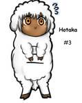 Chinese Zodiac: Hotaka by Orangeplum
