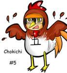 Chinese Zodiac: Chokichi by Orangeplum