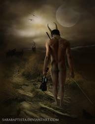 Forsaken Demon by SaraBaptista