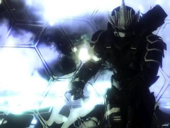 Dark Hayabusa by Hayabusaman