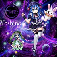 Date a Live Yoshino Anime Cute by RickyNexus