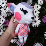 Diana (Animal Crossing)  by camilaccd
