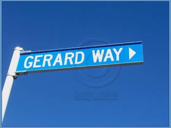My Kinda Signpost by Wishaway