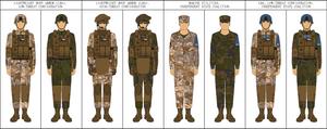 D'Haeran Marine Corps Lightweight Body Armor / ISC by WhiskyTourFoxtrot