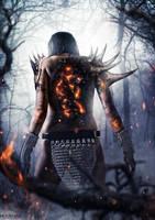 Deep Burning ! by DARSHSASALOVE
