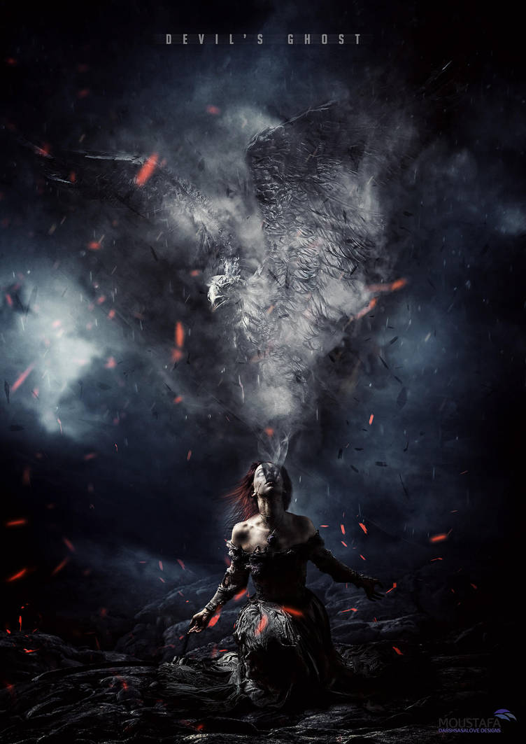 Devil's Ghost ! by DARSHSASALOVE