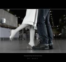 goodbye kiss by D4D1