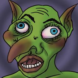 Derpmageddon: Sleepy Goblin by KichisCrafts