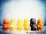 Art against racism 2010 by RickHaigh