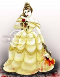 Horror Belle by Aerindarkwater
