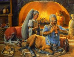Domestic Bliss by KerryOriginals