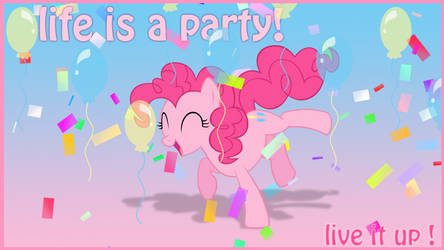 Life is a party... by Reaper-The-Creeper
