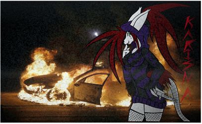 Karisma broke it by Reaper-The-Creeper
