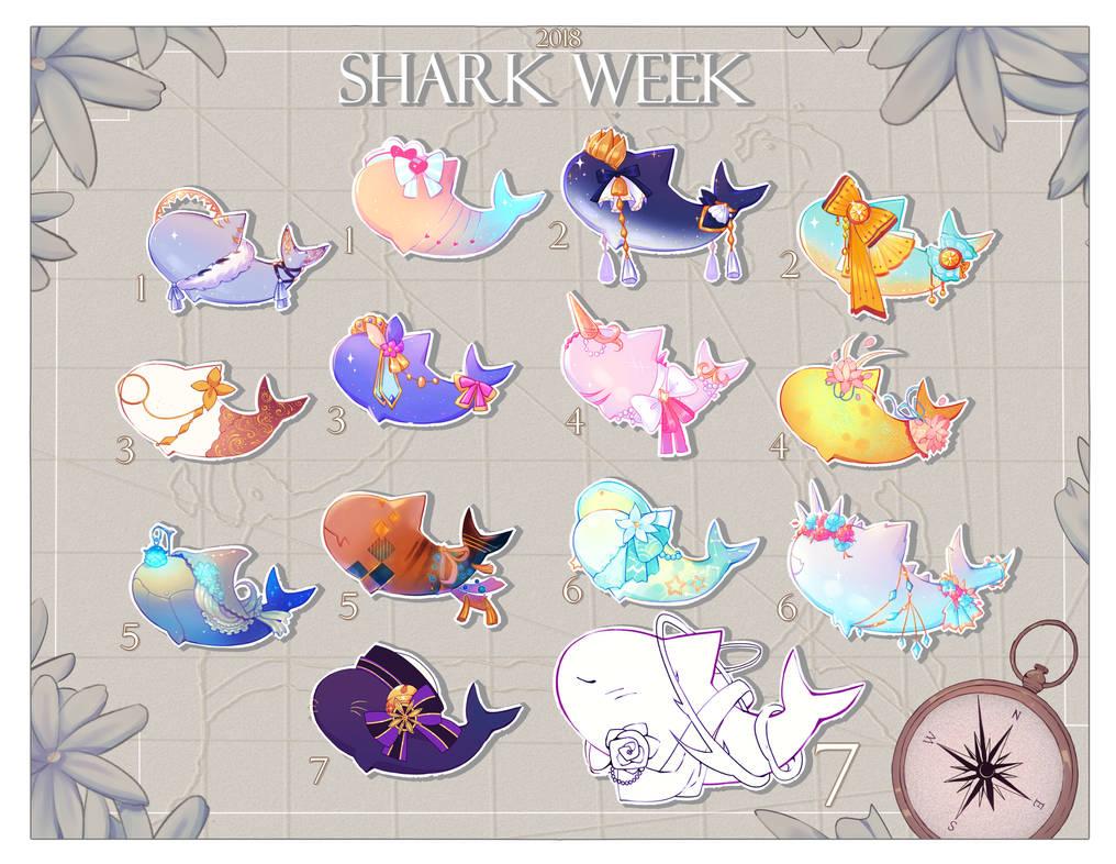 Shark Week Pv By Rollingpoly-dchx6f9 by AtlasNir
