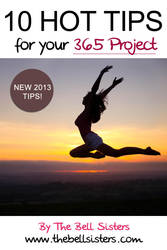 10 Hot Tips for YOUR 365 Project FREE EBOOK by escaped-emotions