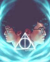 Harry James Potter by upthehillart