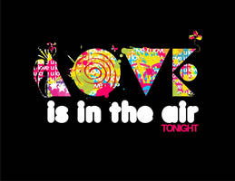 love is in the air by catolove