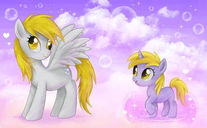 Bubbles and Baby Powder by Mn27