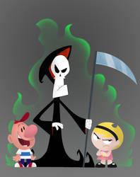 Grim Adventures by Mn27