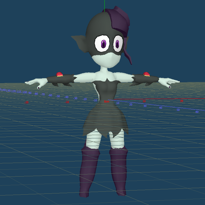 3D Wip 2 by jegarwoods