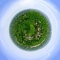 Happy Little Planet by Earthymoon
