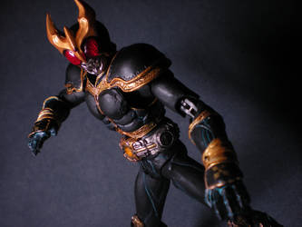 Kuuga Amazing Mighty Form by TsukimoriLen