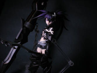 Insane Black Rock Shooter by TsukimoriLen
