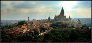 Spain: Segovia.3 by CrLT