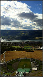 Norway.17: Lillehammer by CrLT