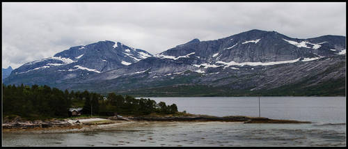 Norway.24: Road to Bodo by CrLT