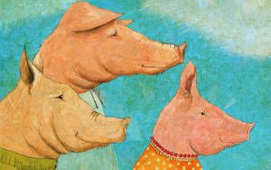 Three Little Pigs by jagosilver