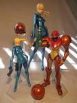 Zero Suit Samus Figma - Max Factory Samus Family by MetroidDatabase