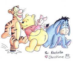 Pooh Pooh by HapyCow