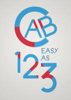 Abc easy as 123 by iosa