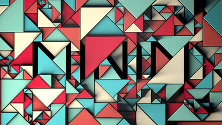 Triangle M by iosa