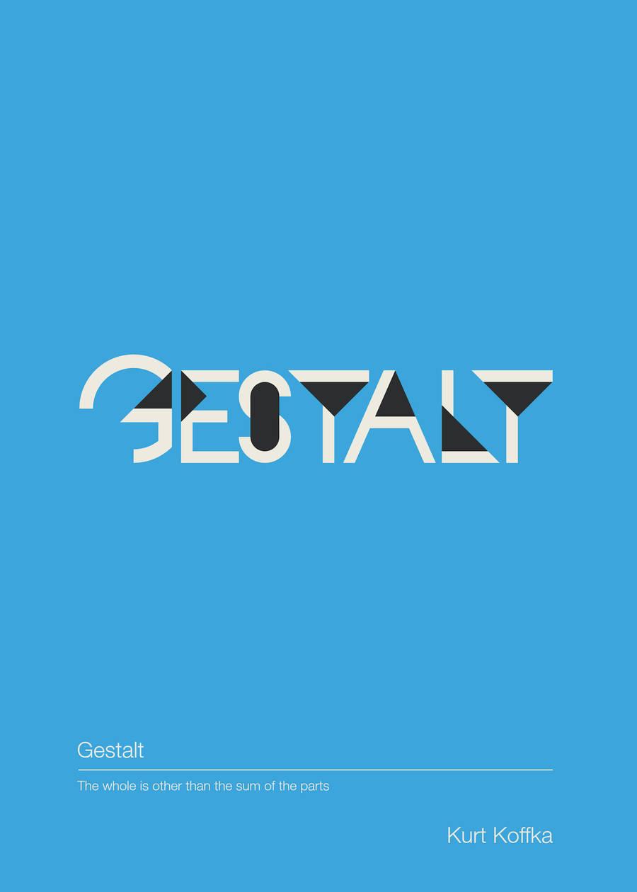Gestalt by iosa