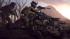 spec ops aiming at the horizon by gtanoofa