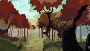 Fall Trail by BonesWolbach
