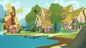 Sweetie Belle's House by BonesWolbach