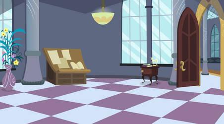 Canterlot Room by BonesWolbach