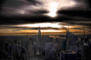 The City that never sleeps by Me-Myself-And