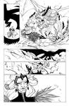 random page from a Dragon Age fancomic by gaspegasp