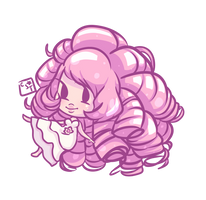 Rose Quartz by candystartrees