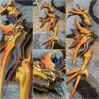 Icarus Bow (Cosplay weapon)  by Zwielichtodin
