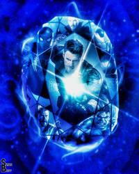 Infinity Space Stone By Satan Boyy by MrWonderWorks