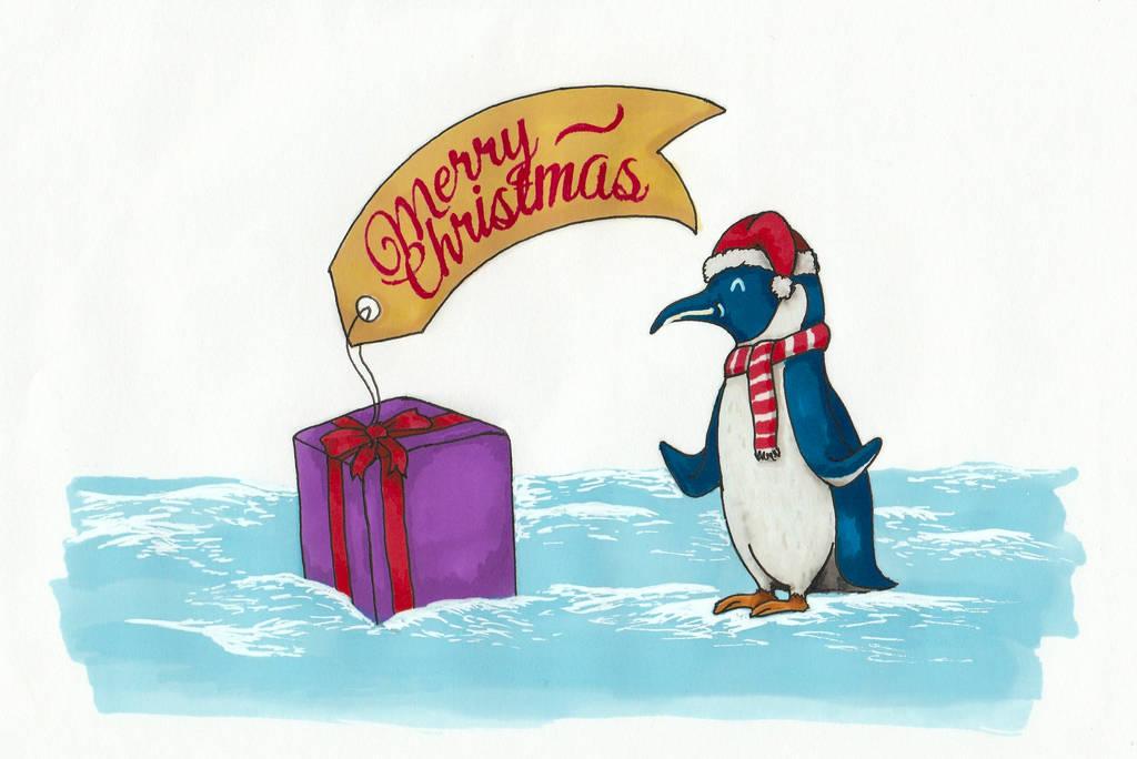 Holiday Card by potadohs