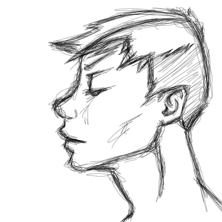 Head Practice 01 by fwrussell