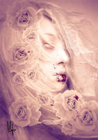 White Queen by badcciintra