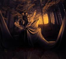 Ghost Sisters by badcciintra