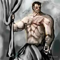 Faith is my armour by Nalro
